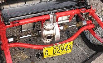 De Dion tube - De Dion rear axle