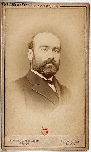 Oscar Bardi de Fourtou - Oscar Bardi de Fourtou, by Eugène Appert.