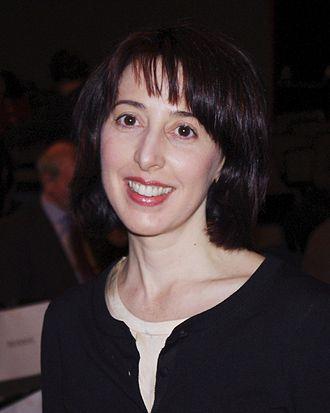 Deb Olin Unferth - Unferth at the National Book Critics Circle Awards in March 2012, where her book Revolution was an autobiography finalist.