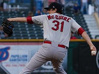 Deck McGuire American baseball player