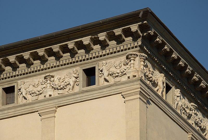 Decorations on Lincean Academy (Villa Farnesiana).jpg