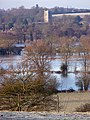 Dedham across flooded marshes - geograph.org.uk - 1159347.jpg