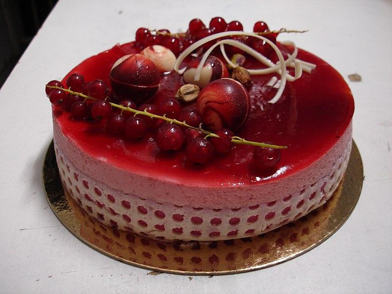 ciasto tort