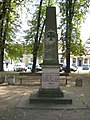 Denkmal Befreiungskriege 1871-1875 Trebbin - panoramio.jpg