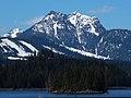Denny Mountain in the Cascade mountain range.jpg