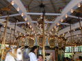 Dentzel Carousel at SF Zoo interior 1.JPG