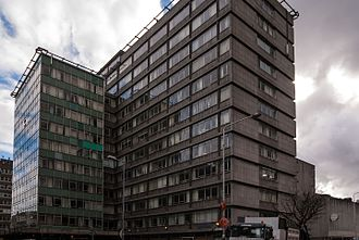 Department of Health (Ireland) - Department of Health headquarters in Dublin's Southside