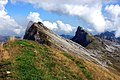 Der Gipfel des Hengst auf dem Grat der Schrattenfluh.jpg