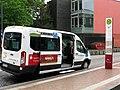 Der Kirchzartener Bürgerbus Dreisam-Stromer verkehrt sonntags zwischen Merzhausen und Freiburg-Vauban 2.jpg