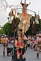 Desfile Ibero romano estandarte Adoradores de Tanatos.jpg