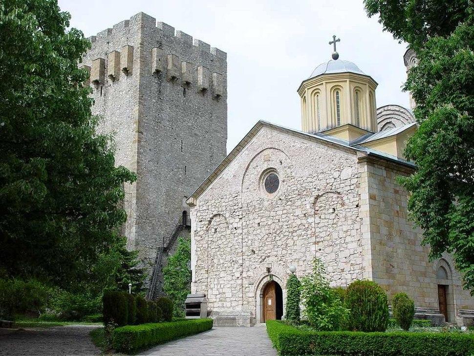 Despotovac l Manastir Manasija 001