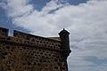 Detalle del torreón derecho del Museo Internacional de Arte Contemporáneo Castillo de San José.jpg