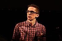 Deutsches Jazzfestival 2013 - Troyka - Joshua Blackmore - 01.JPG