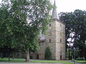 Emlichheim - Reformed Church from 1150