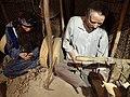 Diorama of Lurish Woodturners - Ethnographic Museum - Falak-ol-Aflak Castle - Khorramabad - Western Iran (7423642164).jpg