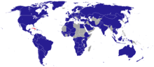 220px Diplomatic missions of Cuba
