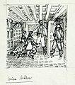 Disegno per copertina di libretto, disegno di Guido Crepax per Luisa Miller (s.d.) - Archivio Storico Ricordi ICON012299.jpg