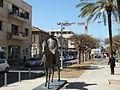 Dizengoff statue P1130232.JPG