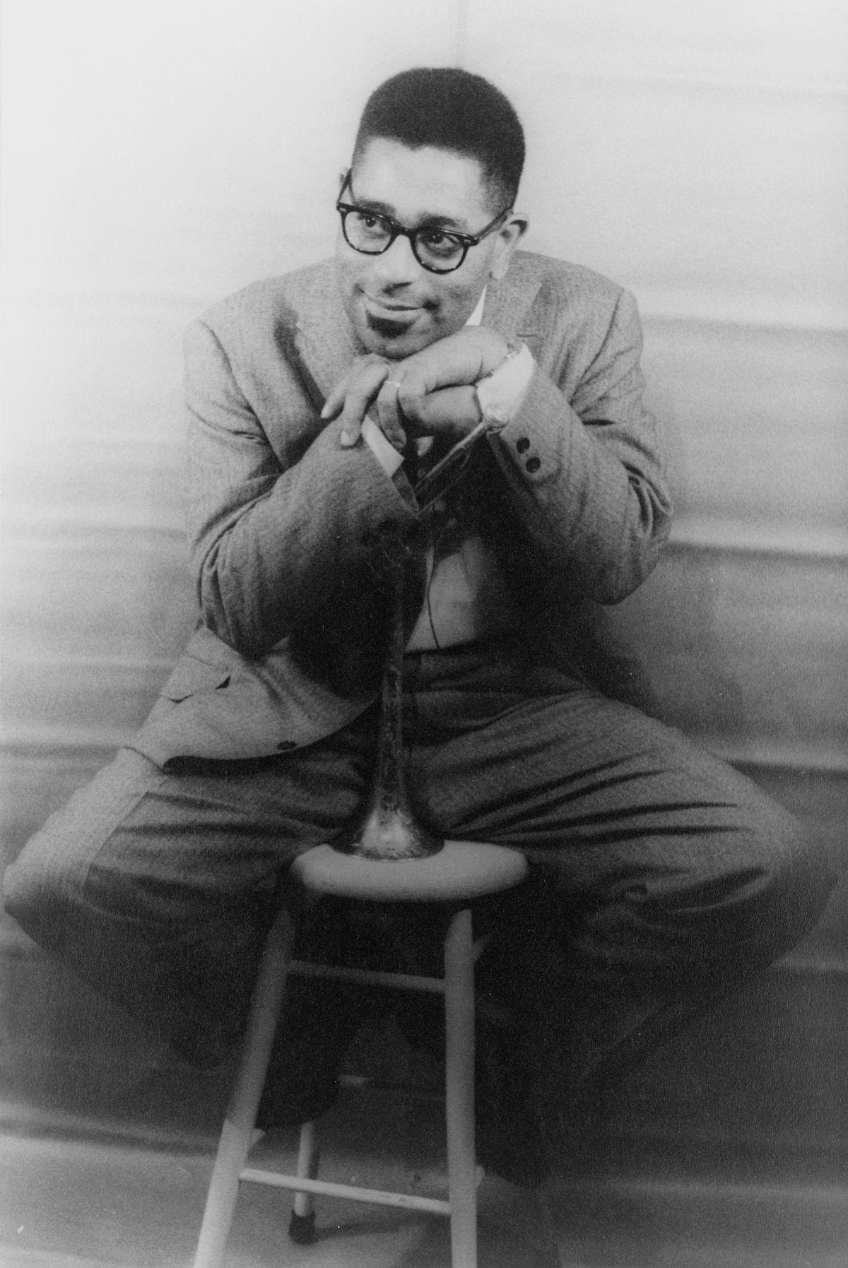Dizzy Gillespie - Wikimedia Commons
