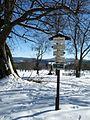 Dolní Sněžná, signpost (01).jpg