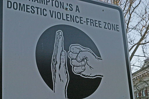 Domestic violence free-zone
