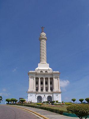 Dominicana, Santiago de los Caballeros - Monum...