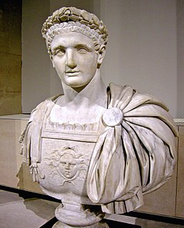 Domitian Emperor of Ancient Rome