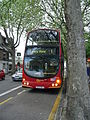 Doppeldecker Linie 1 London.JPG