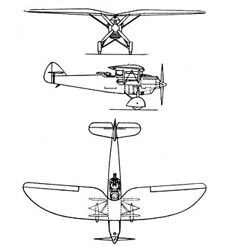 Dornier Do 10 - Dornier Do C4 3-view drawing from L'Aerophile July 1934