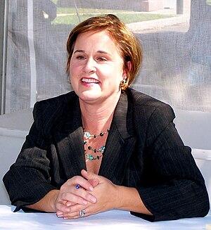 Dorothy Bush Koch - Dorothy Bush Koch at the 2006 Texas Book Festival