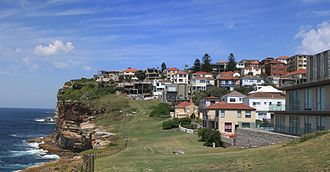Dover Heights, New South Wales - The cliff-top suburb.