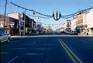 Marshall, Illinois - Downtown Marshall