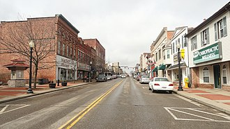 Salem, Ohio - Salem Downtown Historic District