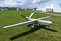 Dozor 100 UAV at Engineering Technologies 2012.jpg