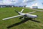 Dozor 100 UAV at Engineering Technologies 2012.jpg