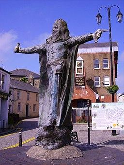 Dr William Price - Statue