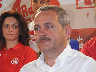 President of the Chamber of Deputies of Romania - Image: Dragnea 2009