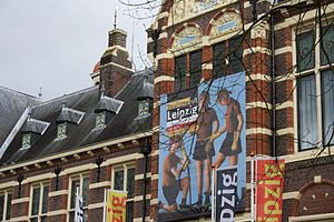 English: Drents Museum in Assen. Nederlands: D...