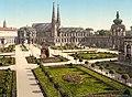 Dresden. Zwinger & Sophienkirche. - Detroit Publishing Co.jpg