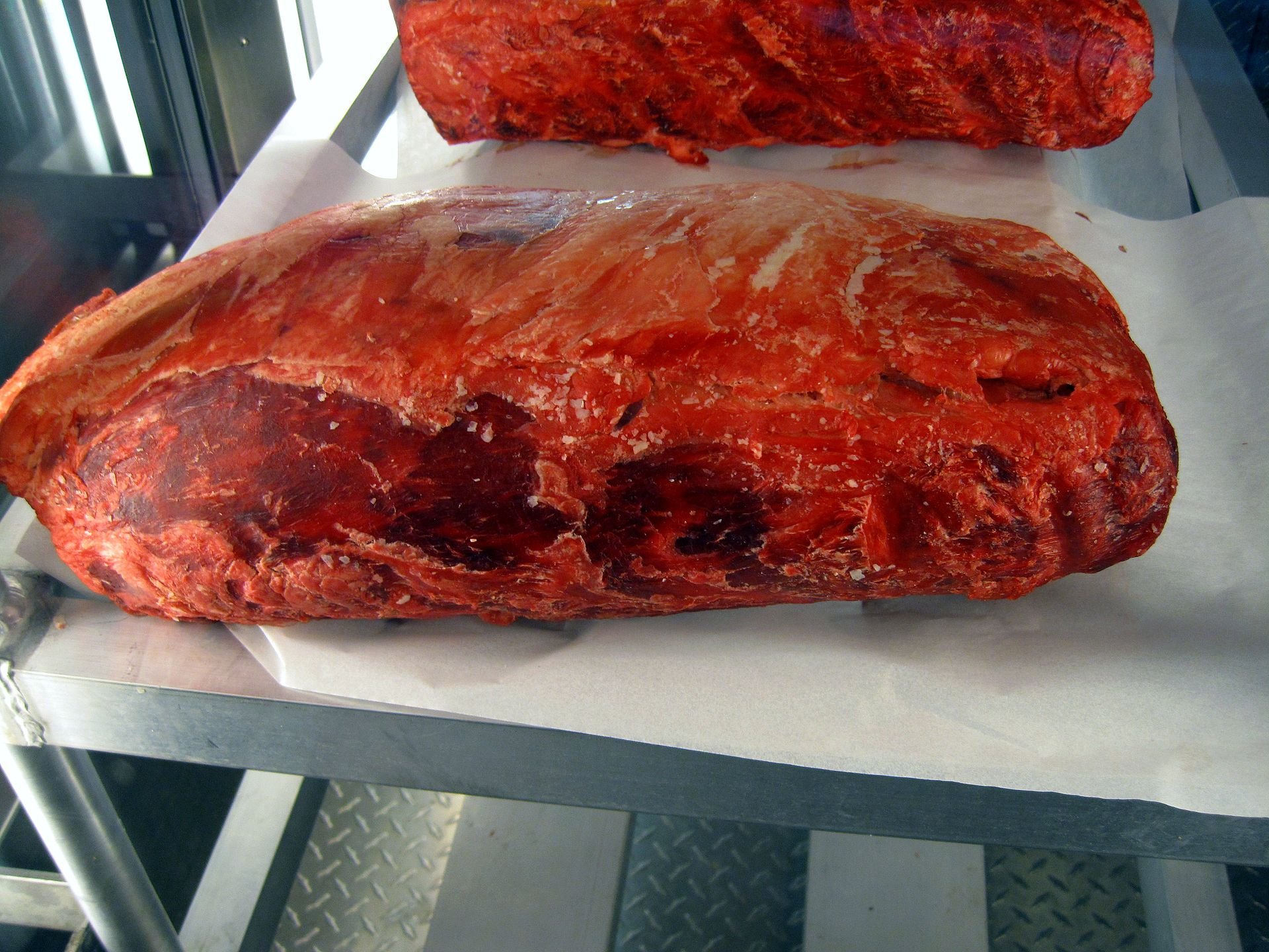 how to cook dry aged strip steak