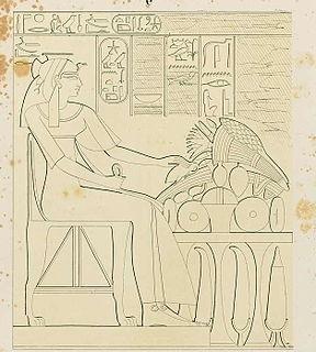 Duatentopet Queen consort of Egypt