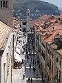 Dubrovnik Main street - panoramio.jpg