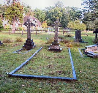 Dugald Drummond - Drummond's grave in Brookwood Cemetery