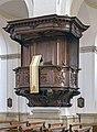 Duomo (Padua) - Pulpit by Filippo Parodi.jpg