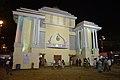Durga Puja Pandal - Park Circus Beniapukur - Kolkata 2012-10-23 1202.JPG