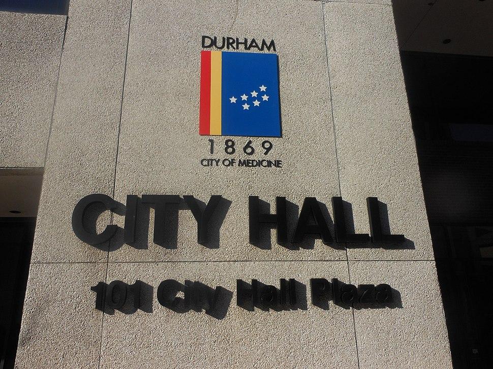Durham City Hall