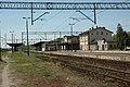 Dworzec od strony północnej. - panoramio.jpg