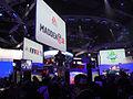 E3 2011 - EA booth (5822121789).jpg