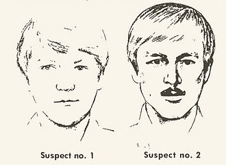 Original Night Stalker - Sketches released of two suspects in the Maggiore murders