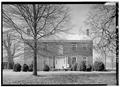 EAST FRONT - Northcut Plantation, Wheeler Lane, McMinnville, Warren County, TN HABS TENN,89-MCMIN,1-4.tif